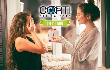 Gift Card Corti Ottica Foto